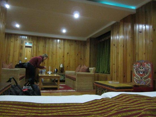 Samyae Resort: Hotel Room