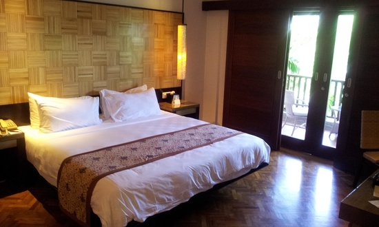 Padma Resort Legian: Bed