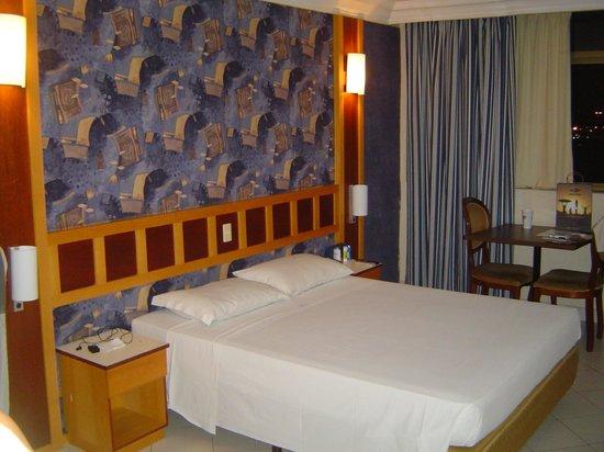 Monumental Bittar Hotel: Nuestra habitación