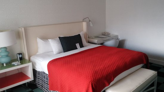 Americania Hotel : A little Kitschy, but Nice room