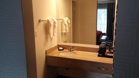 BEST WESTERN PLUS Americania: Bathroom