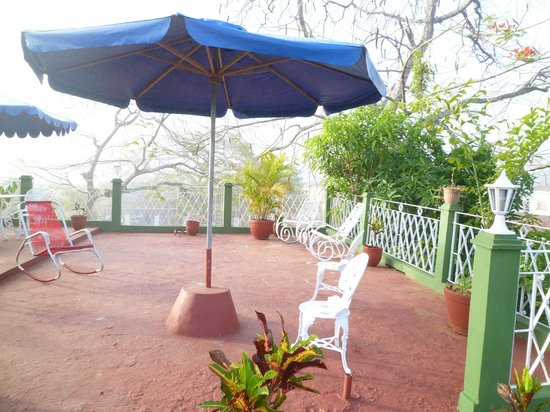 Casa Mayra y Pipi: la 3 ème terrasse sur le toit