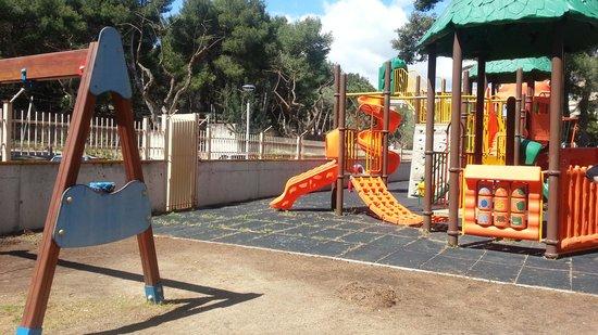 Jaime I Hotel : Parque infantil hotel Jaime I