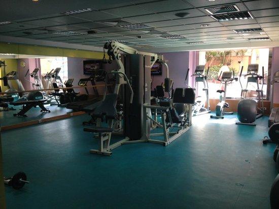 Holiday Inn - Citystars: Gym