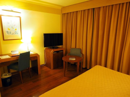 Hotel MS Maestranza: Basic, decent room