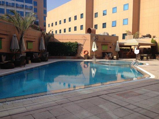 Holiday Inn - Citystars: Pool