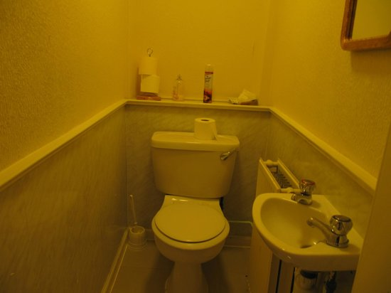 Corstorphine House Very Small Toilet Room