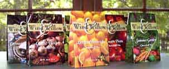 Farmer's Merchant Cafe: We sell Wind n Willow Products produced in Missouri.