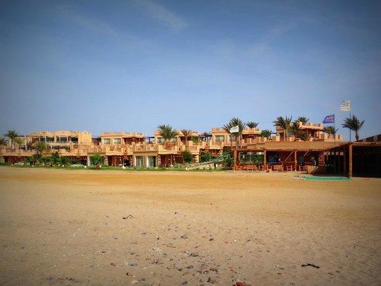Shams Prestige Abu Soma Resort : hotel and kite club