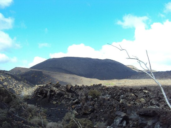 Blackstone Treks & Tours: Lanzarote North Island Trek