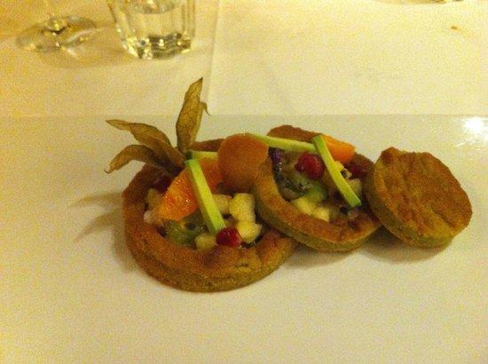 La Couleuvrine : tendre avocat aux fruits exotiques