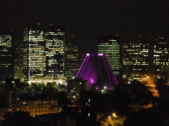 Rio Hostel & Suites Santa Teresa: la vista