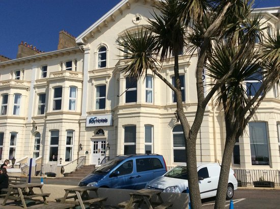 Bay Grand Hotel: Exmouth Bay Grand