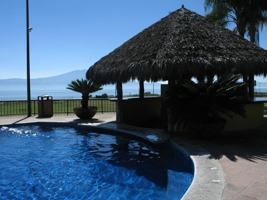 Pool at Real de Chapala Hotel