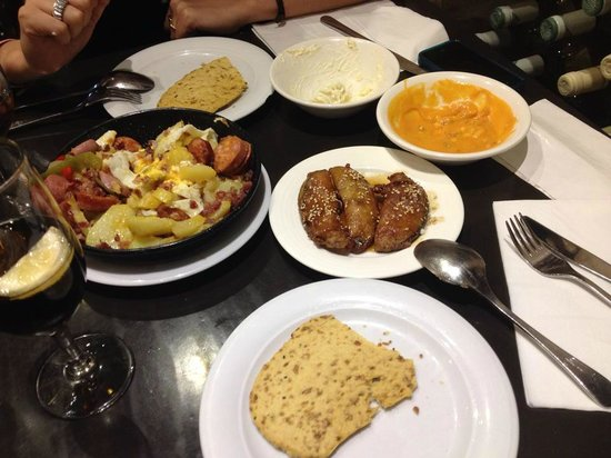 Bodegas Mezquita Corregidor: Platos recomendados por Jose Criado