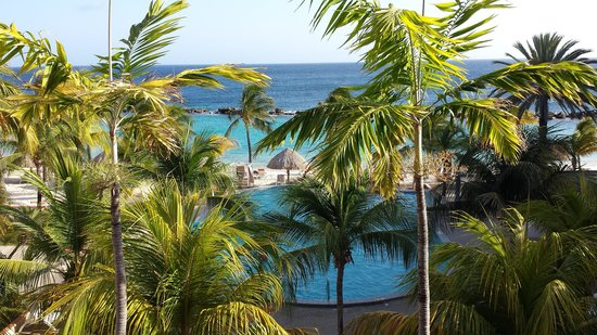 Sunscape Curacao Resort Spa & Casino: View from VIP Room