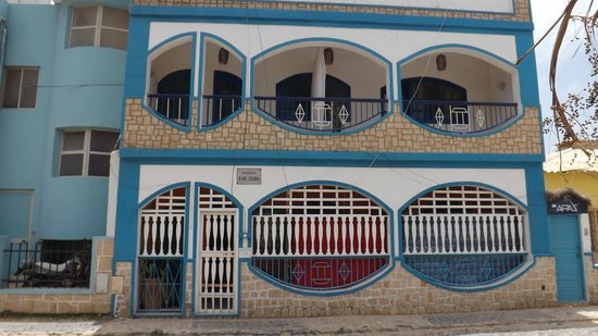 Residencial A Paz B&B: The pension from outside