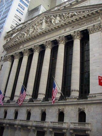 Wall Street : La Borsa di NY