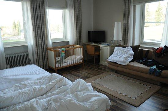 Hotel Schlee: Угловой номер