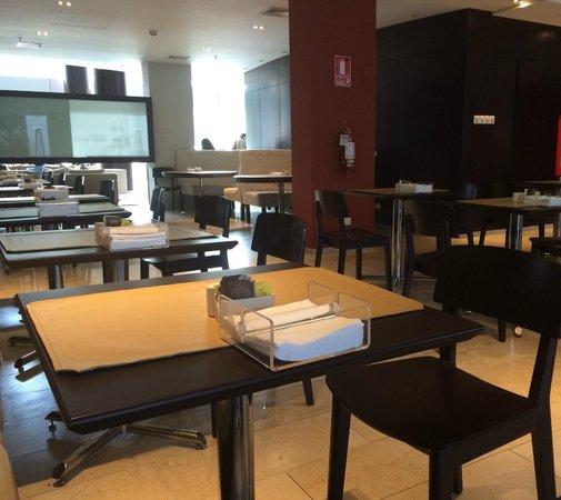Dazzler Lima: Desayuno buffet