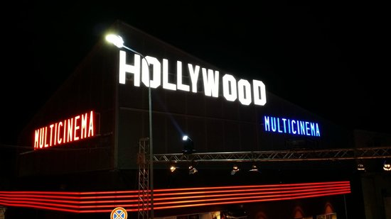 ‪Multicinema Hollywood‬