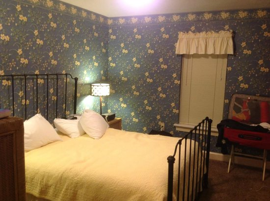 James Gettys Hotel : our room