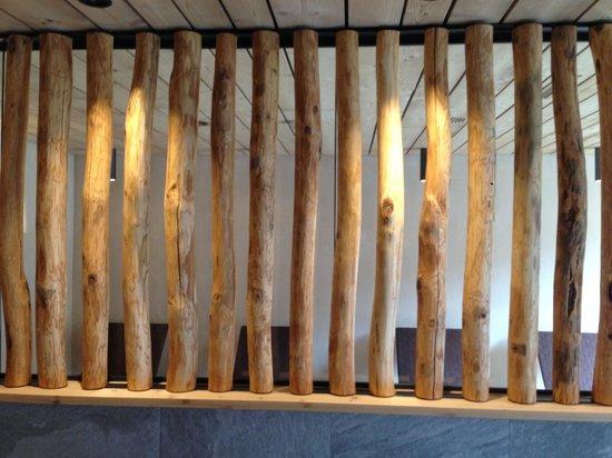 Hotel Spitzhorn: Im Wellnessbereich