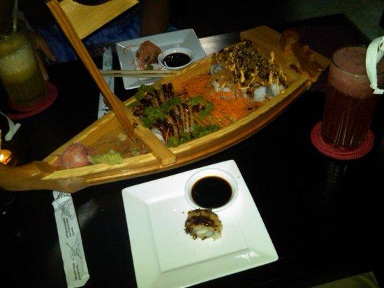 Kappa Sushi Fortuna: el mejor sushi