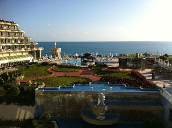Crystal Sunrise Queen Luxury Resort & SPA: Oda manzarası