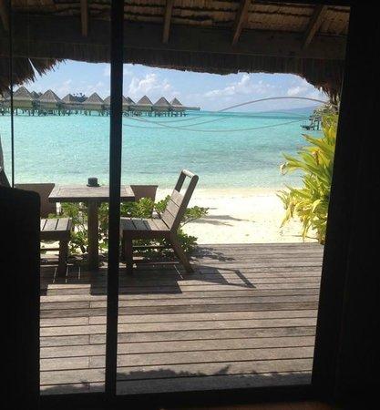 InterContinental Bora Bora Le Moana Resort : view from room