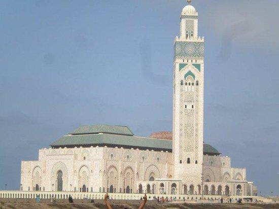 Mosquée Hassan II : Mesquita