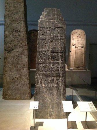 los disraelitas en el desierto British-museum