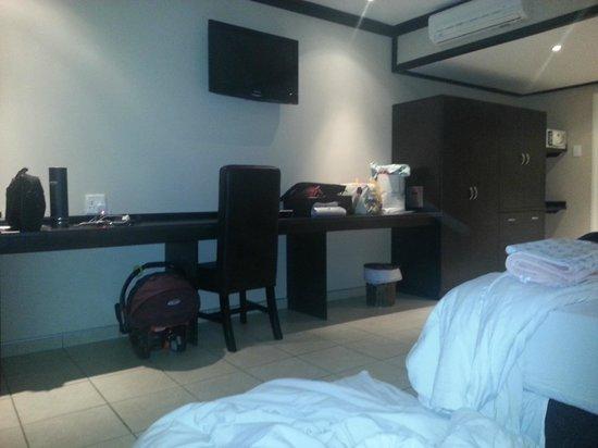 Arebbusch Travel Lodge: Room