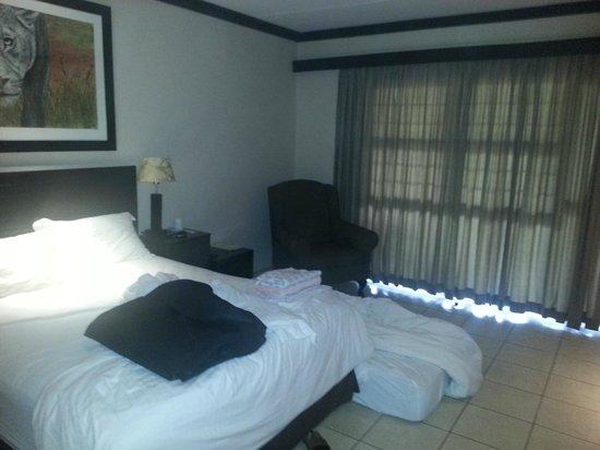 Arebbusch Travel Lodge : Room