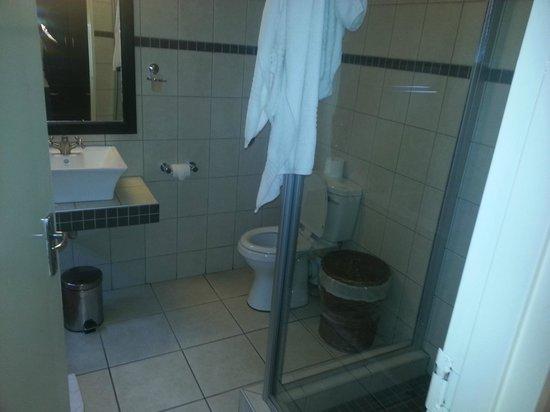 Arebbusch Travel Lodge : Bathroom