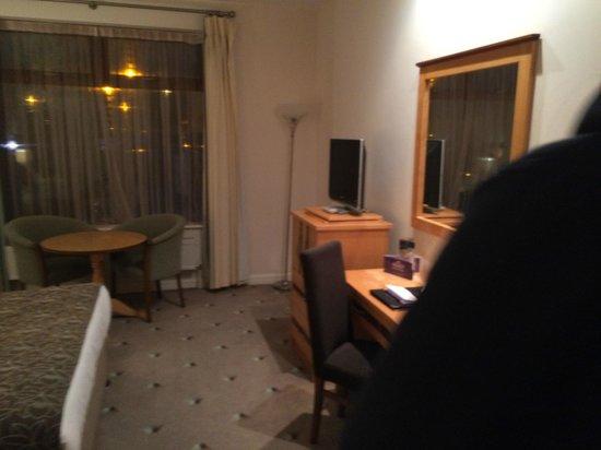 Ard Ri House Hotel: Room