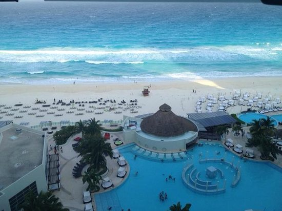 ME Cancun: View from my room