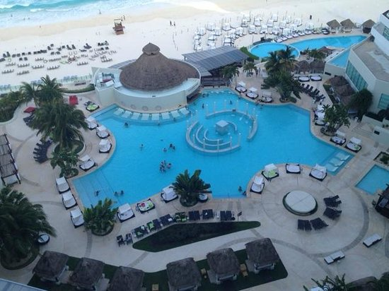 ME Cancun: View from my room 2