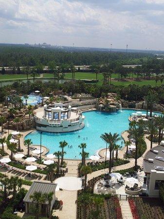 Orlando World Center Marriott: Ahhhhh