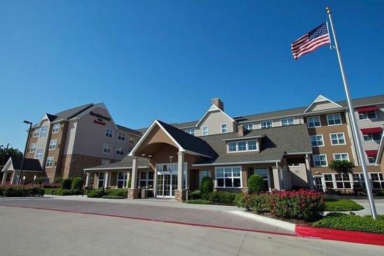 Residence Inn Bryan College Station: Convenient Location