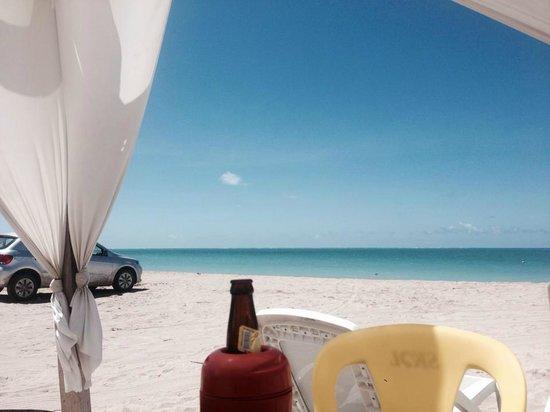 Burgalhau Beach: Chegue cedo para pegar a melhor vista