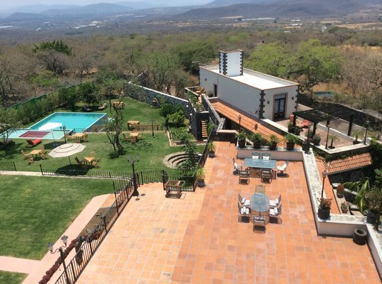 Casa Isabella Hotel Boutique : Jardines, terrazas, Spa