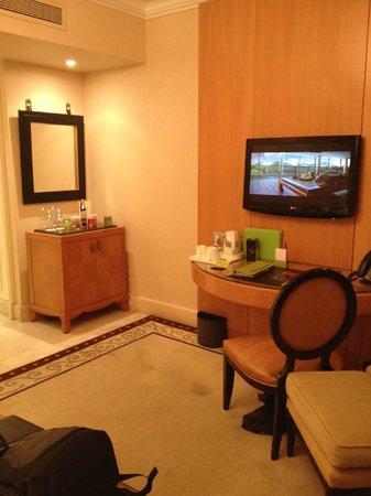 Kempinski Nile Hotel Cairo : Room view