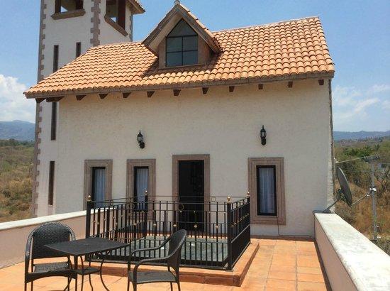Casa Isabella Hotel Boutique : Terraza Master Suite