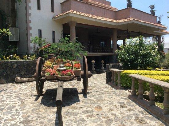 Casa Isabella Hotel Boutique : Bella entrada