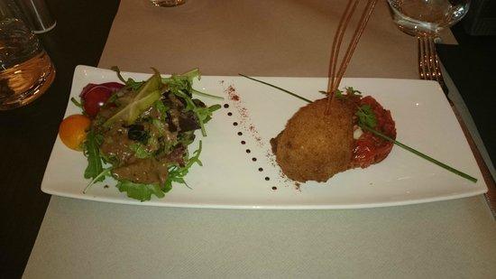 Le Bistrot d'Aurelie: Mozzarella impanata