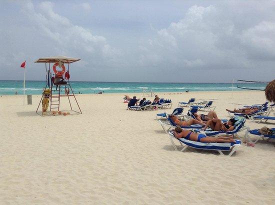 Viva Wyndham Azteca: Another beach photo