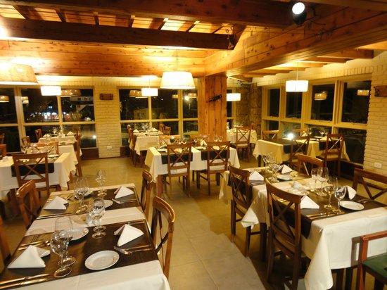 Hotel Mirador del Lago: Restaurante.