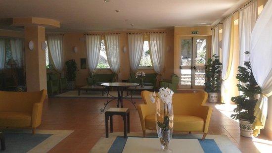 Parc Hotel Ariston & Palazzo Santa Caterina: altra sala