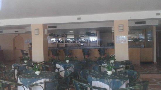 Parc Hotel Ariston & Palazzo Santa Caterina: bar